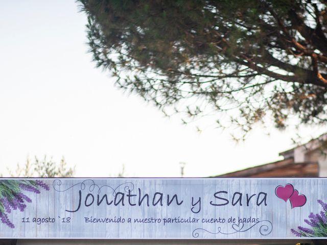 La boda de Jonathan y Sara en El Vellon, Madrid 23