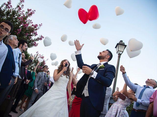 La boda de Jonathan y Sara en El Vellon, Madrid 25