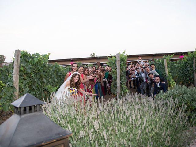 La boda de Jonathan y Sara en El Vellon, Madrid 26