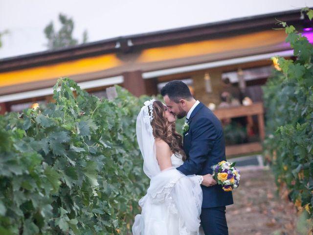 La boda de Jonathan y Sara en El Vellon, Madrid 27