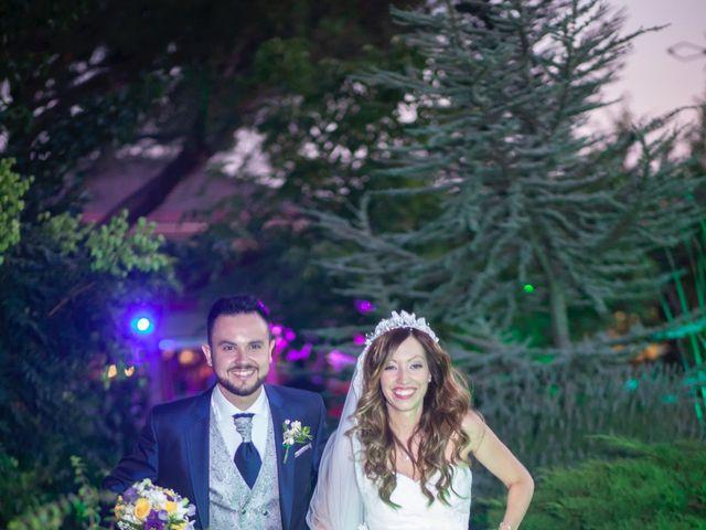La boda de Jonathan y Sara en El Vellon, Madrid 28