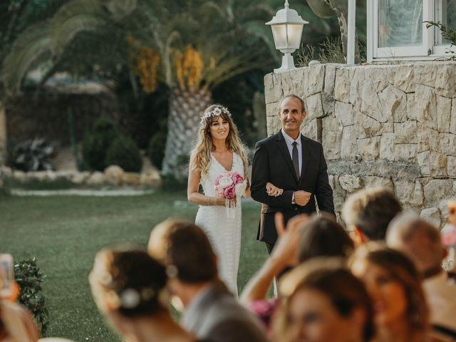 La boda de Mikel y Sheila en Alacant/alicante, Alicante 42