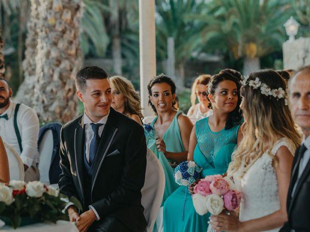 La boda de Mikel y Sheila en Alacant/alicante, Alicante 45