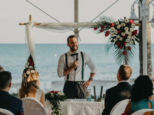 La boda de Mikel y Sheila en Alacant/alicante, Alicante 46