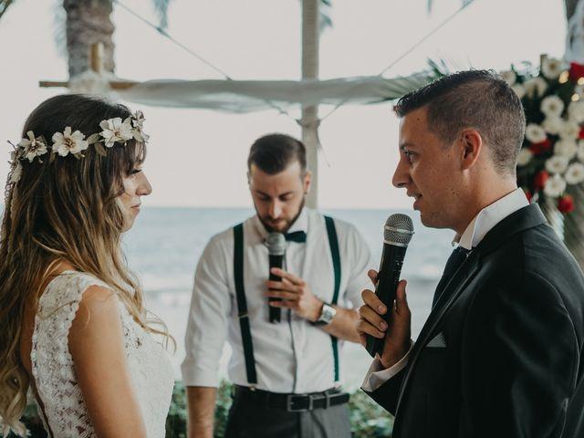 La boda de Mikel y Sheila en Alacant/alicante, Alicante 49
