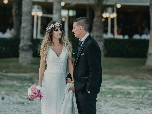 La boda de Mikel y Sheila en Alacant/alicante, Alicante 53