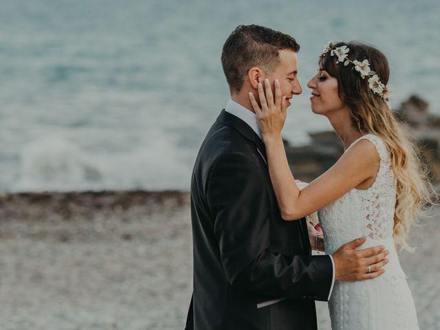 La boda de Mikel y Sheila en Alacant/alicante, Alicante 55