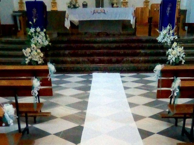La boda de Juan Carlos y Eliana en Almuñecar, Granada 5