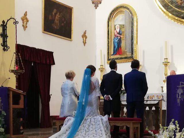 La boda de Juan Carlos y Eliana en Almuñecar, Granada 6