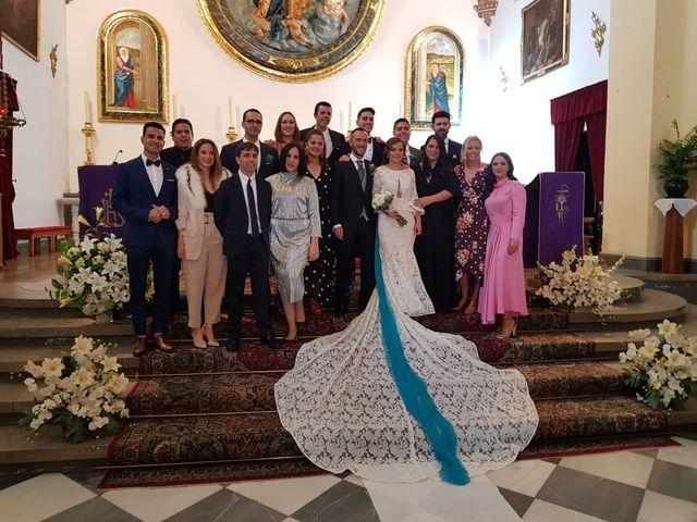 La boda de Juan Carlos y Eliana en Almuñecar, Granada 15