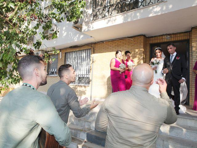 La boda de Álvaro y Nerea en Utrera, Sevilla 9