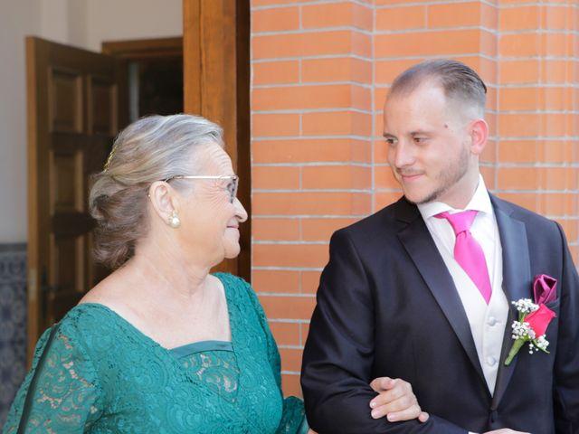 La boda de Álvaro y Nerea en Utrera, Sevilla 11