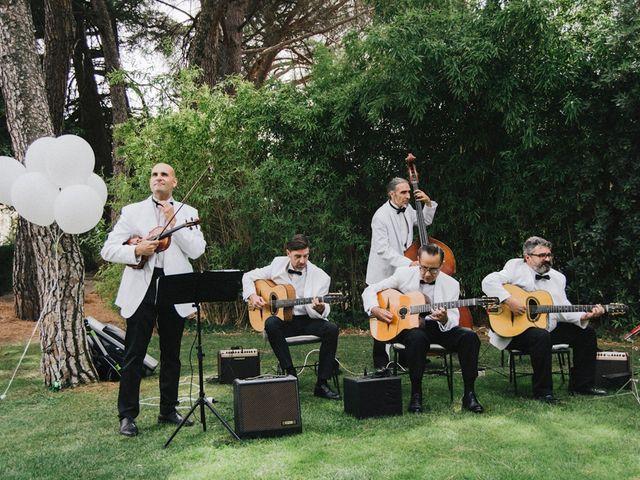 La boda de Álvaro y Chloe en Soto De Viñuelas, Madrid 7