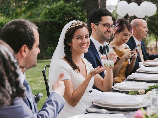 La boda de Álvaro y Chloe en Soto De Viñuelas, Madrid 18