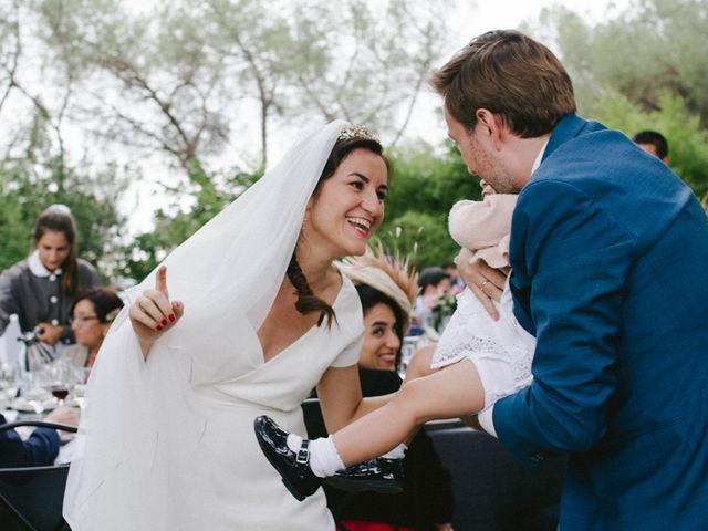 La boda de Álvaro y Chloe en Soto De Viñuelas, Madrid 24