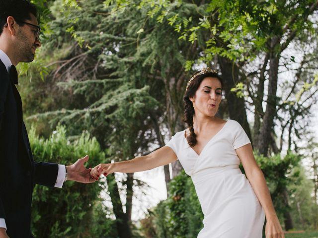 La boda de Álvaro y Chloe en Soto De Viñuelas, Madrid 26