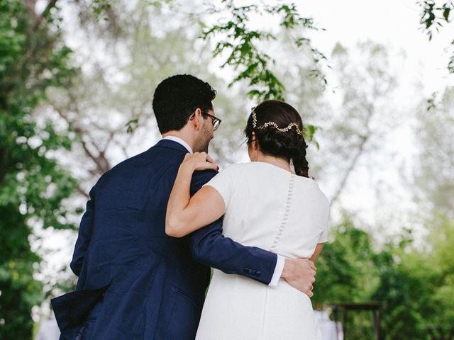 La boda de Álvaro y Chloe en Soto De Viñuelas, Madrid 27