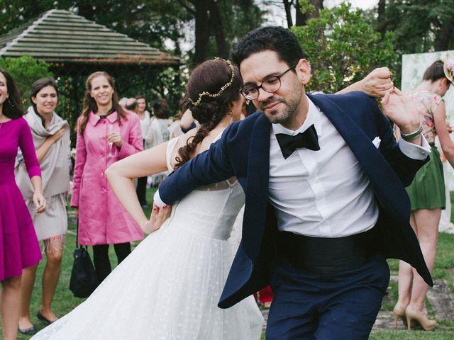 La boda de Álvaro y Chloe en Soto De Viñuelas, Madrid 31