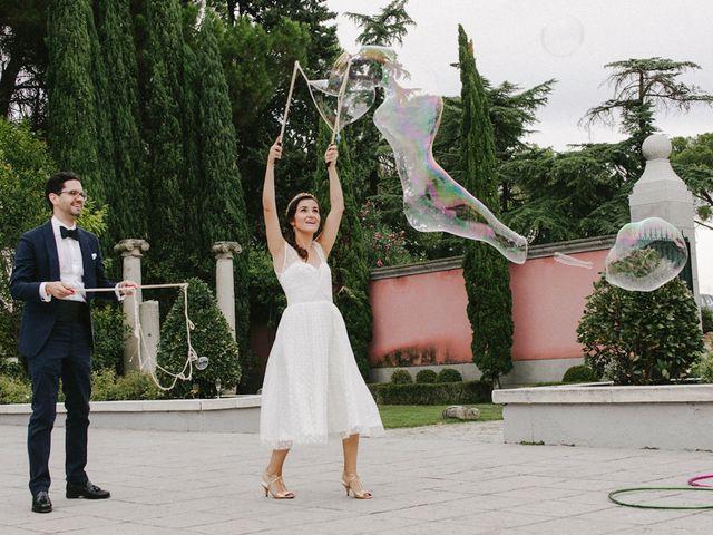 La boda de Álvaro y Chloe en Soto De Viñuelas, Madrid 32