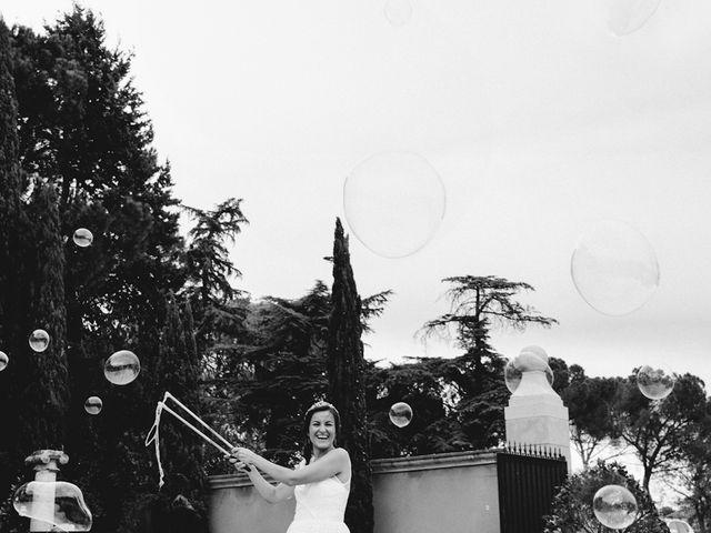 La boda de Álvaro y Chloe en Soto De Viñuelas, Madrid 1