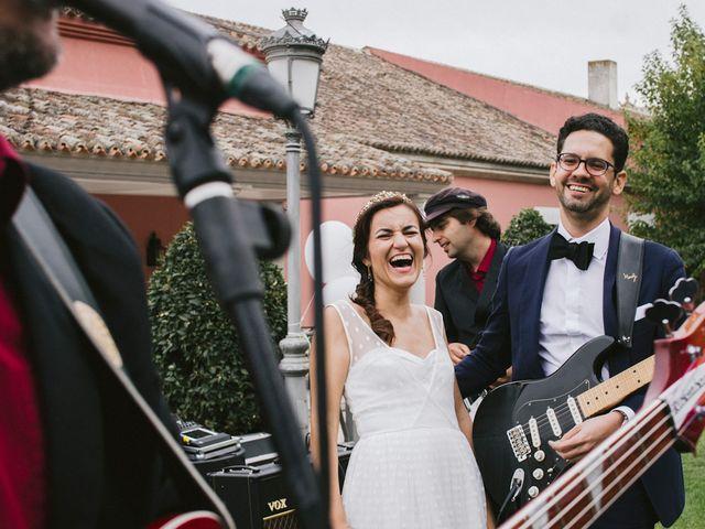 La boda de Álvaro y Chloe en Soto De Viñuelas, Madrid 35