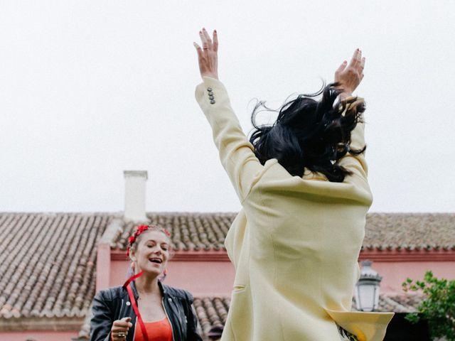 La boda de Álvaro y Chloe en Soto De Viñuelas, Madrid 37