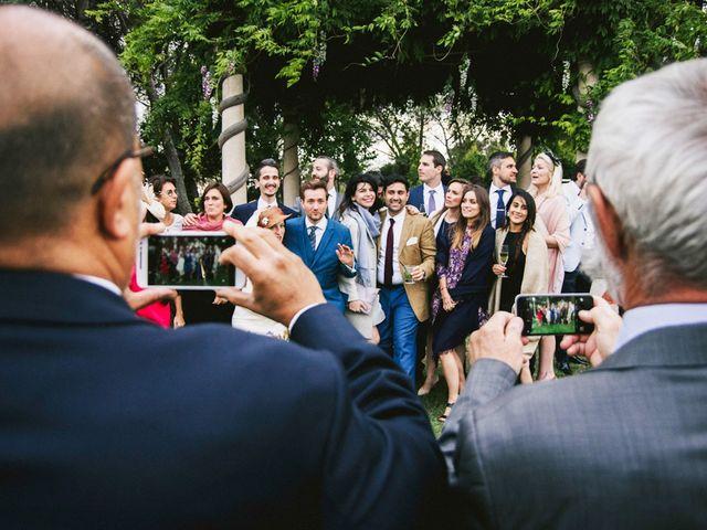 La boda de Álvaro y Chloe en Soto De Viñuelas, Madrid 44
