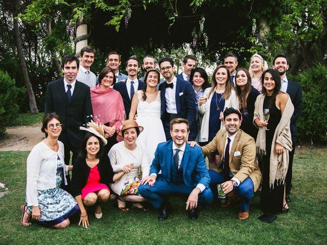 La boda de Álvaro y Chloe en Soto De Viñuelas, Madrid 45