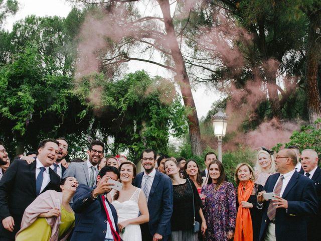 La boda de Álvaro y Chloe en Soto De Viñuelas, Madrid 46