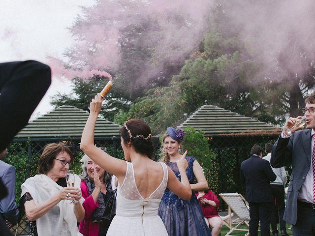 La boda de Álvaro y Chloe en Soto De Viñuelas, Madrid 48