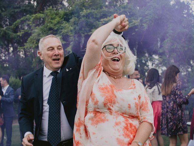 La boda de Álvaro y Chloe en Soto De Viñuelas, Madrid 51