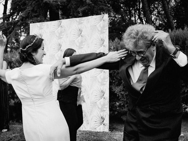 La boda de Álvaro y Chloe en Soto De Viñuelas, Madrid 52