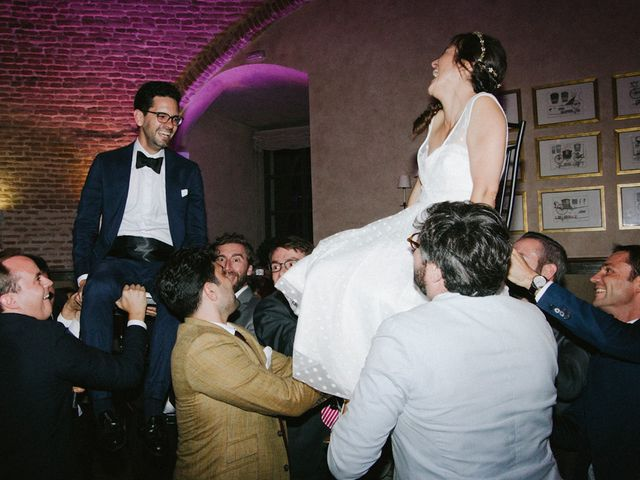 La boda de Álvaro y Chloe en Soto De Viñuelas, Madrid 64