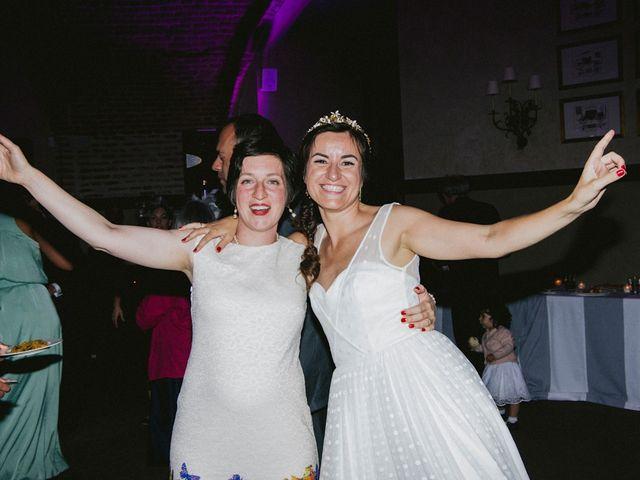 La boda de Álvaro y Chloe en Soto De Viñuelas, Madrid 74