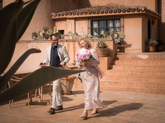 La boda de David y Cristina en Málaga, Málaga 8