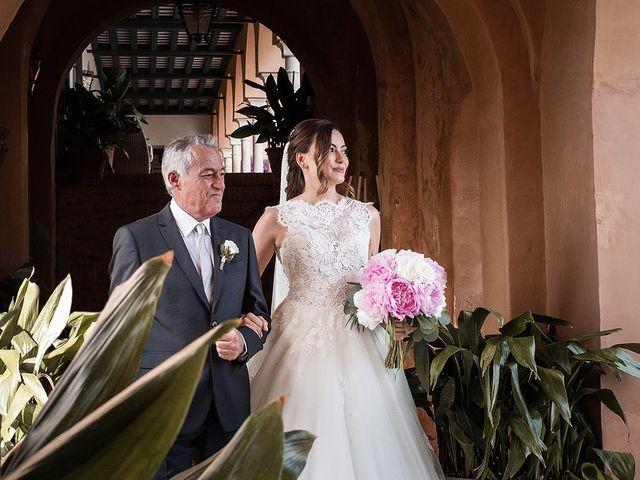 La boda de David y Cristina en Málaga, Málaga 31