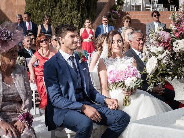 La boda de David y Cristina en Málaga, Málaga 32
