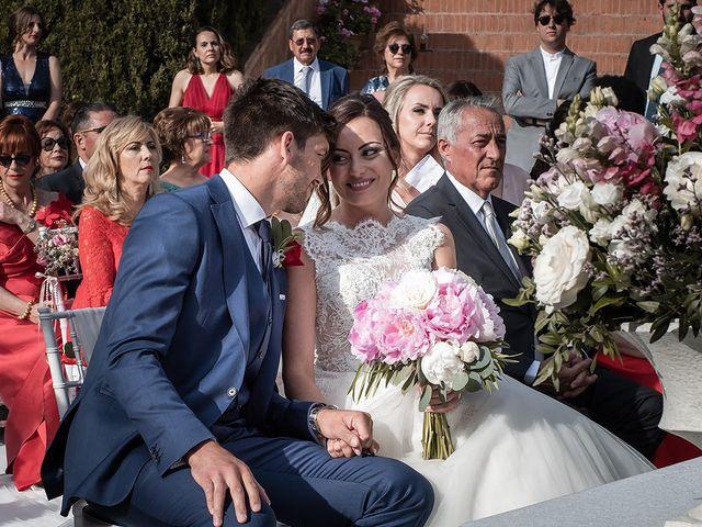 La boda de David y Cristina en Málaga, Málaga 33