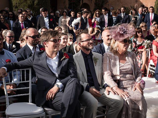 La boda de David y Cristina en Málaga, Málaga 34