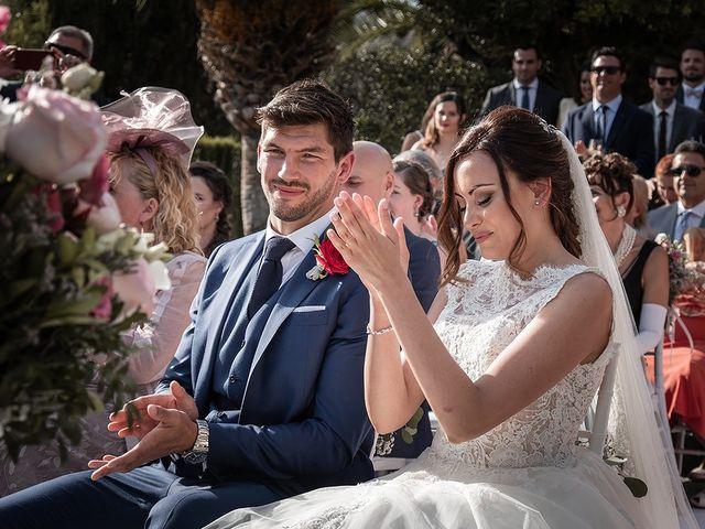 La boda de David y Cristina en Málaga, Málaga 39