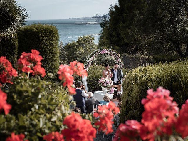 La boda de David y Cristina en Málaga, Málaga 40