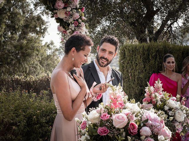 La boda de David y Cristina en Málaga, Málaga 41