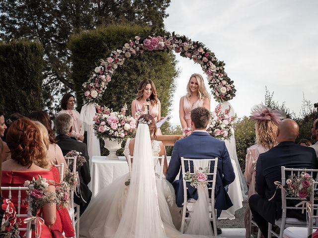 La boda de David y Cristina en Málaga, Málaga 44