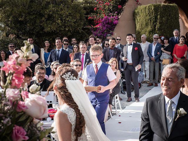 La boda de David y Cristina en Málaga, Málaga 45
