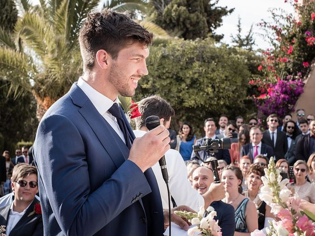 La boda de David y Cristina en Málaga, Málaga 46