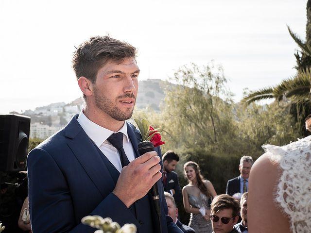 La boda de David y Cristina en Málaga, Málaga 47