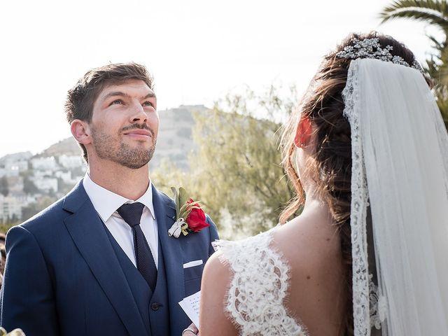 La boda de David y Cristina en Málaga, Málaga 48