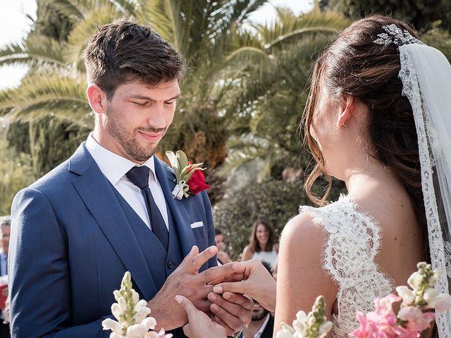 La boda de David y Cristina en Málaga, Málaga 49