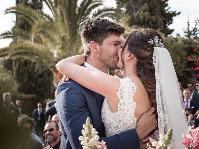 La boda de David y Cristina en Málaga, Málaga 50