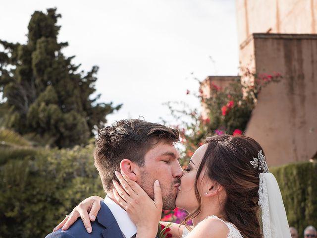 La boda de David y Cristina en Málaga, Málaga 51